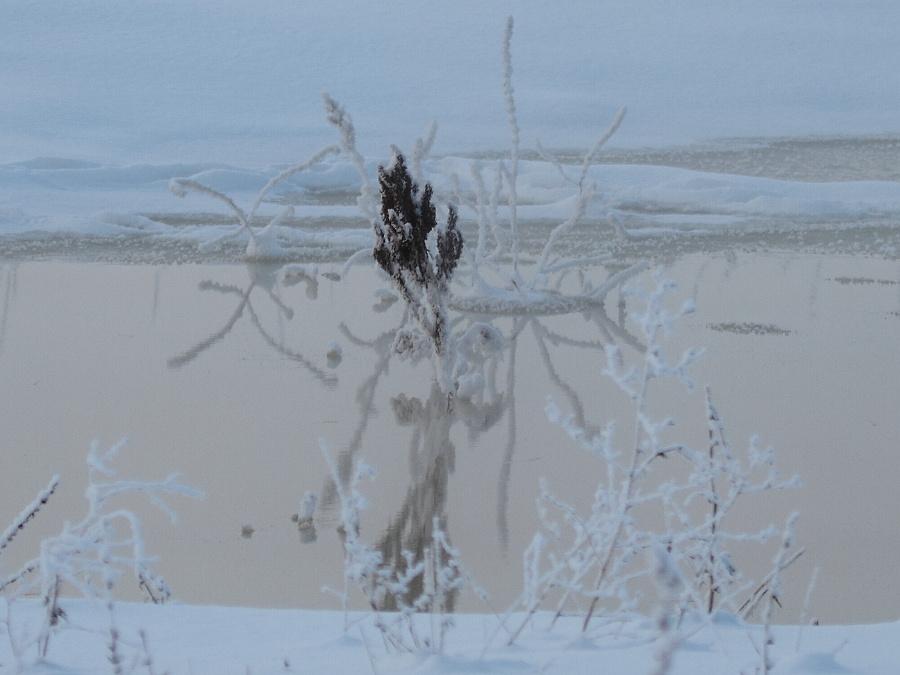 зима в Чувашии